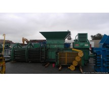 Economy Horizontal Auto-tie Baler (Model# 7242AT975D)