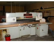 Lawson Pacemaker II 52'' Hydraulic Guillotine