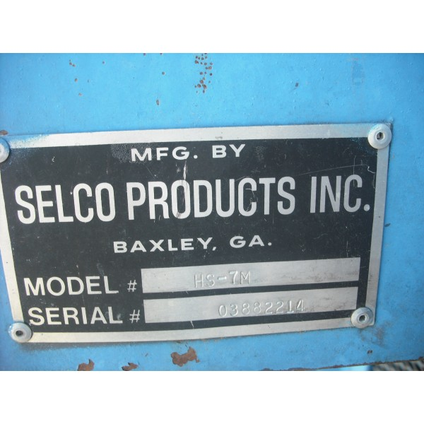 ... Selco Closed Door Horizontal Baler (HS-7M)  sc 1 st  Baler Solutions Used Balers and Recycling Equipment & Selco Closed Door Horizontal Baler (HS-7M) - Closed Door Horizontal ...